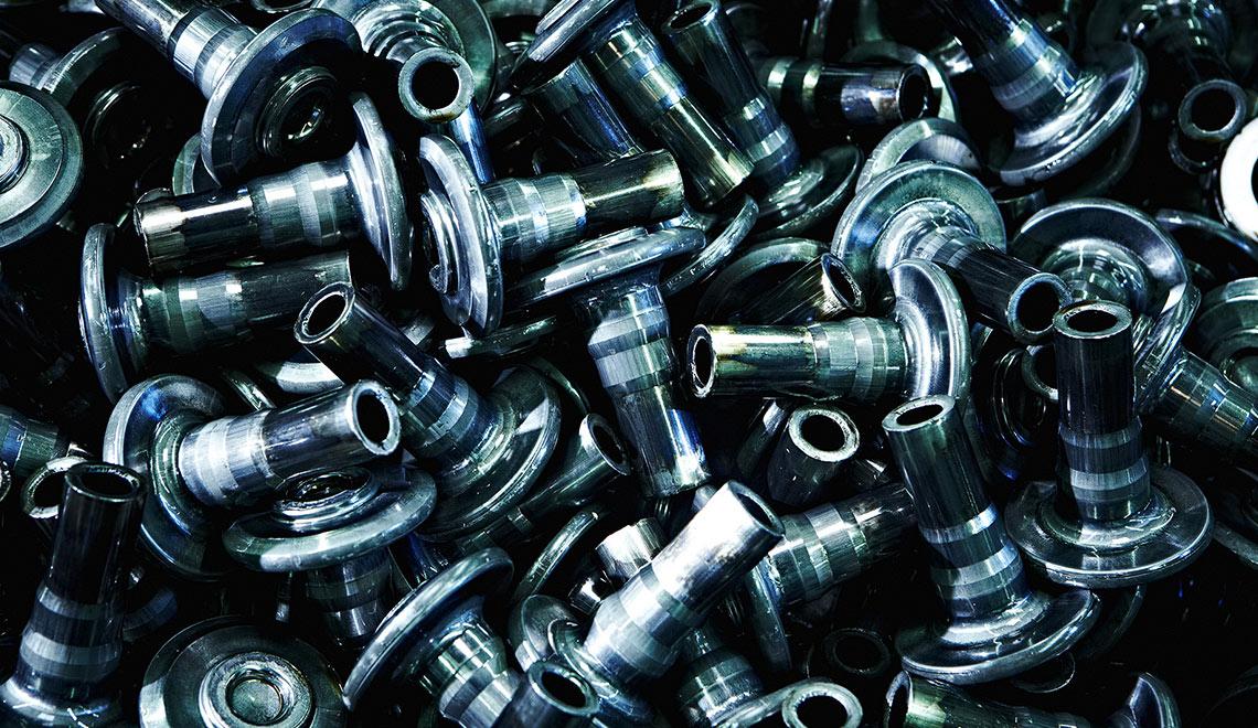 Stahlteile