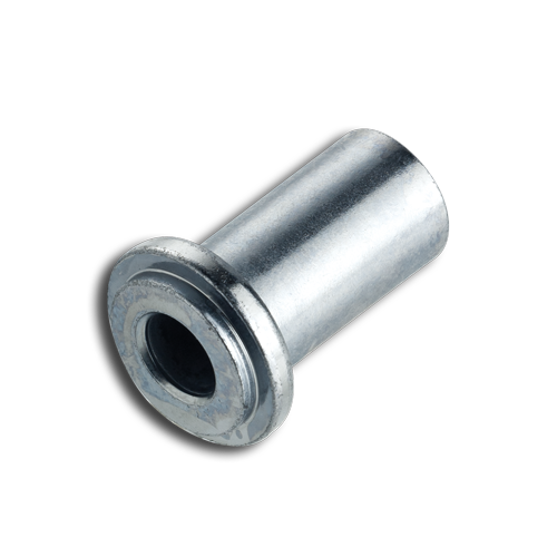 Flanged spacer